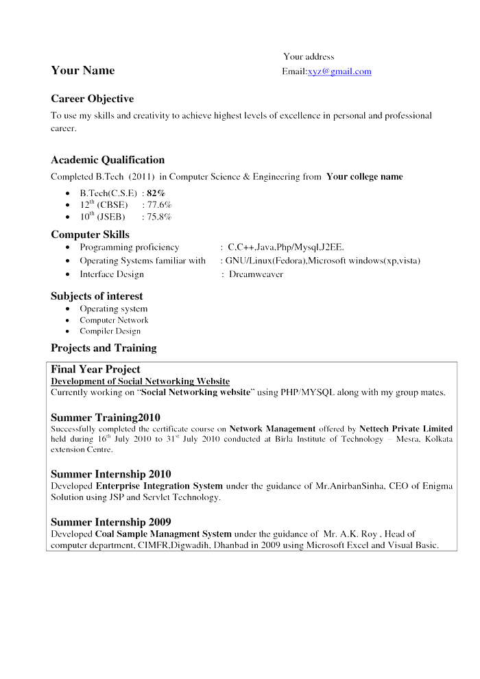 Resume Examples The Muse ResumeExamples
