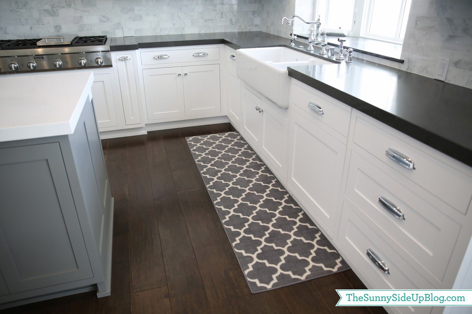 Priorities And New Kitchen Rugs The Sunny Side Up Blog Rug Runner Kitchen Kitchen Mats Floor Kitchen Decor Pictures