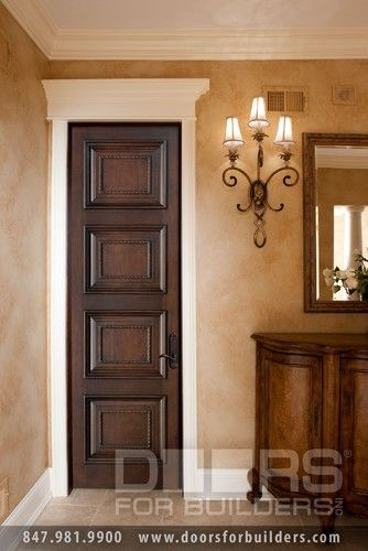 Artisan Collection Doors For Builders Inc Traditional Interior