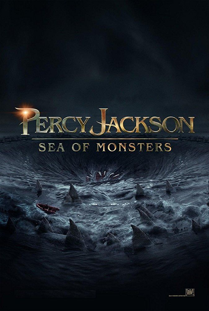 Percy Jackson Sea Of Monsters 2013