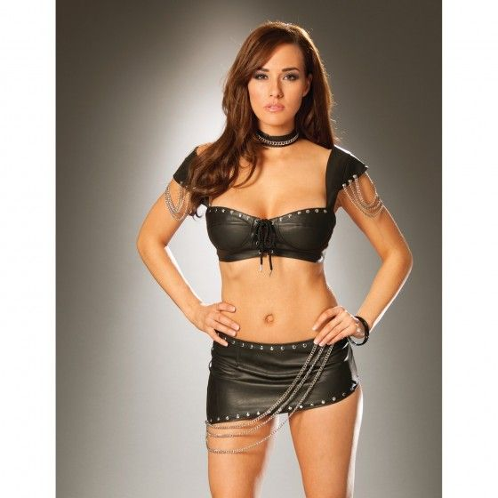 buckskin short dress | Women Leather Mini Skirts Pictures ...