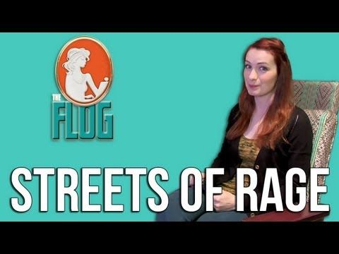 """Felicia Day Plays """"Streets Of Rage"""" With Her Brother Ryon Day - The Flog, Ep. 2"""