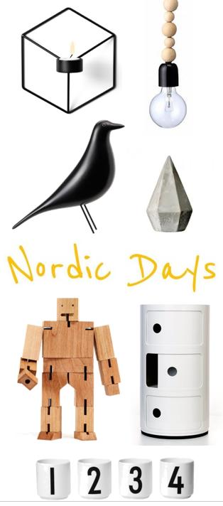 Flor started a Nordic Design blog! www.nordicdays.nl