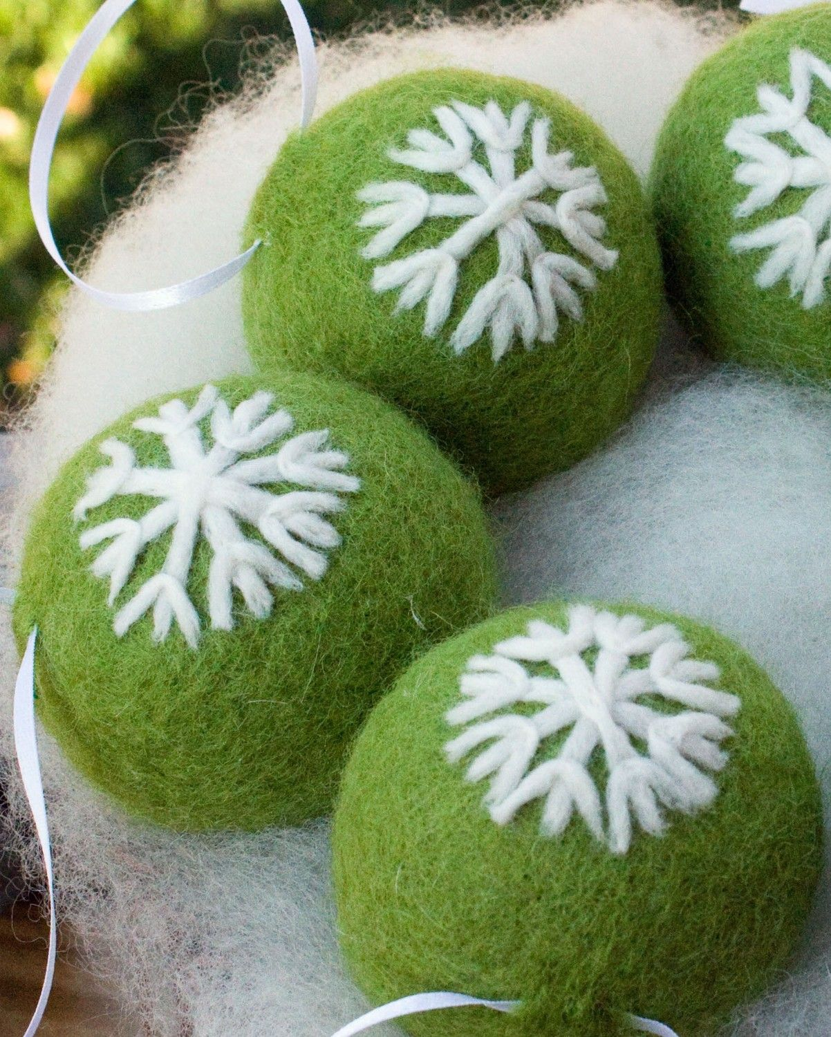 reallolli 1000+ images about snowflakes on Pinterest   Stampin up christmas, Wool and  Felted wool