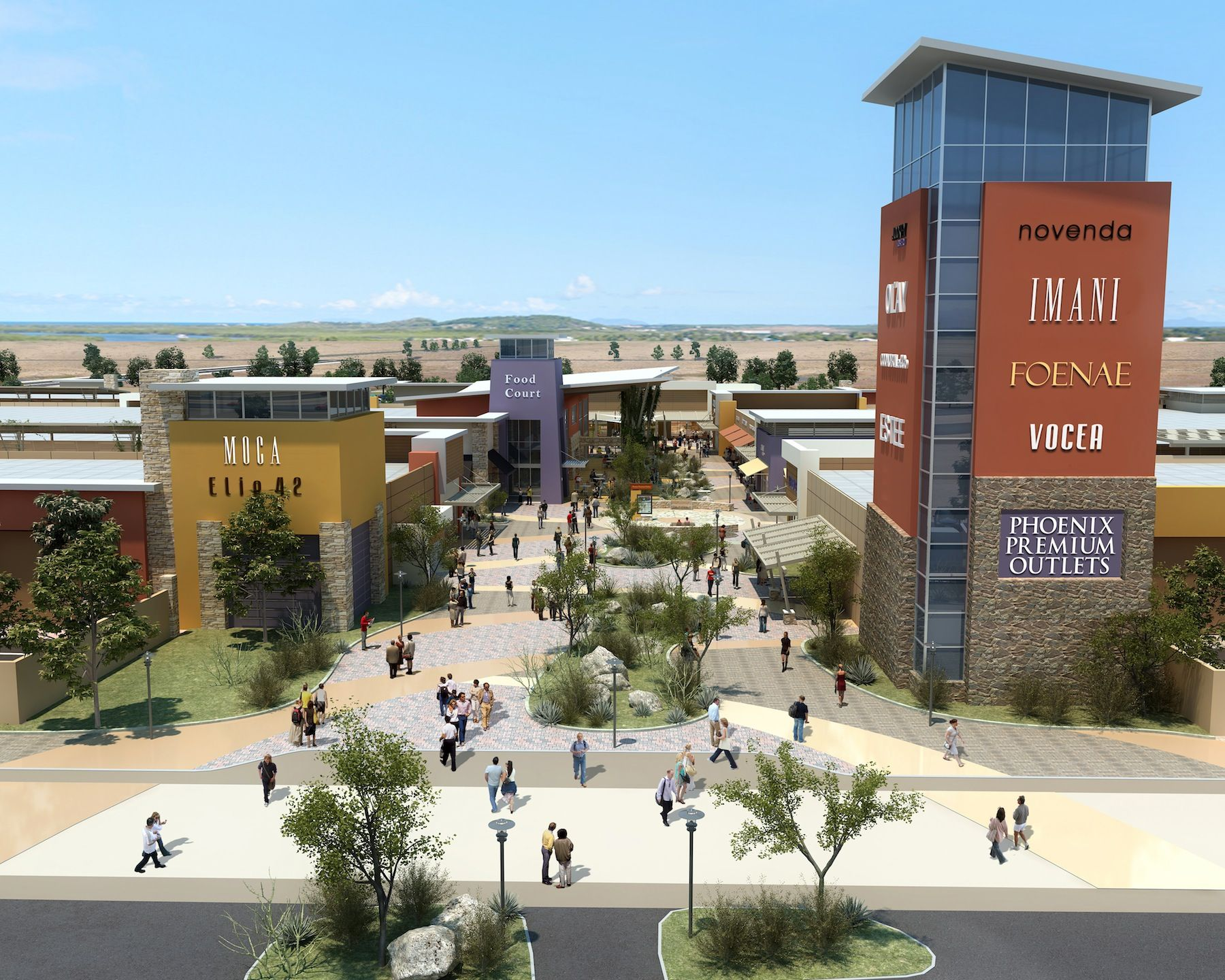 6cf982789 New Designer Outlet Mall Opens in Chandler