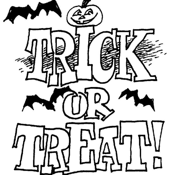 Halloween Coloring Pages | Pinterest | Halloween coloring, Frozen ...