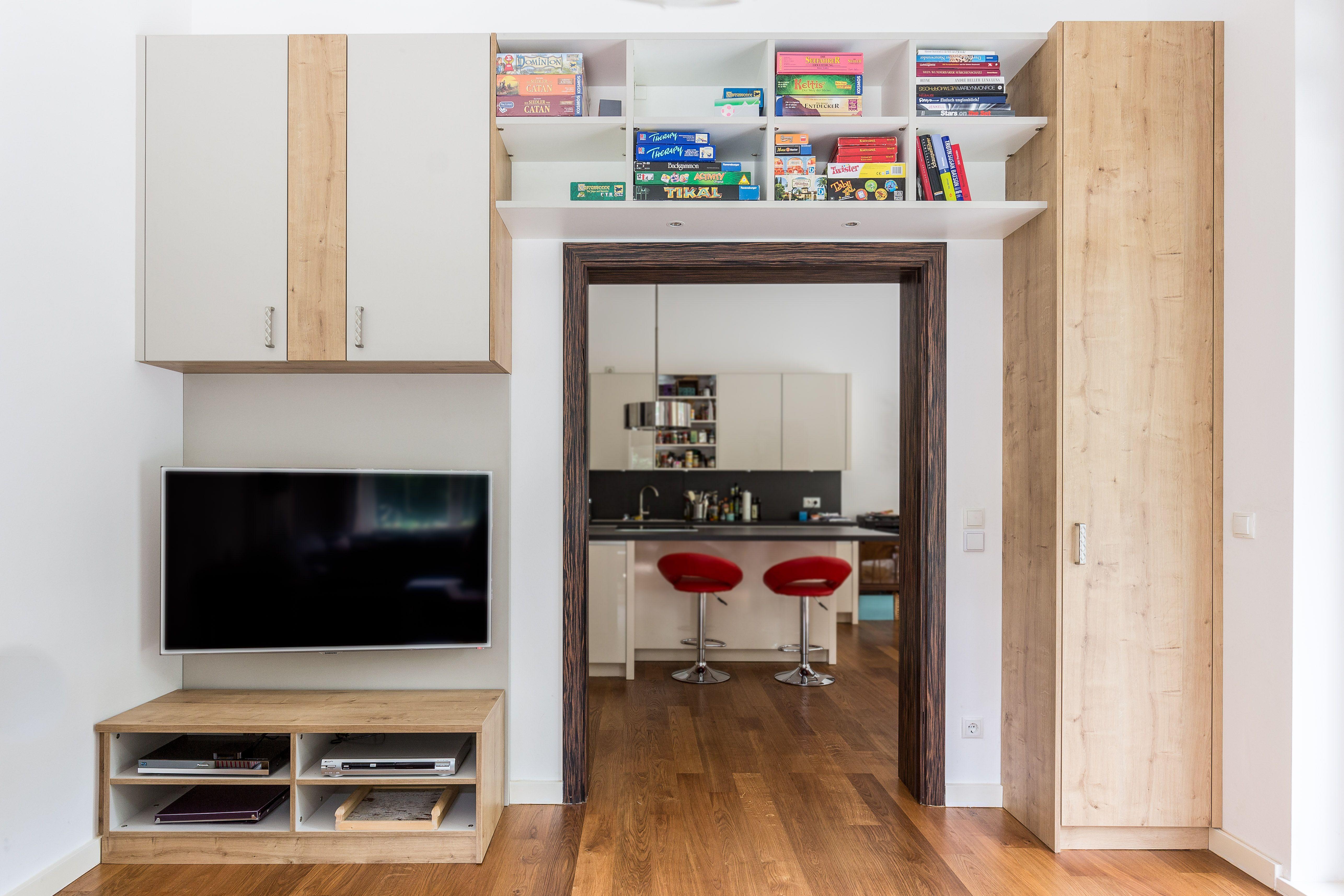 Wohnzimmerschrank Aus Holzwerkstoffplatte 19 25 Mm Dekor Egger U