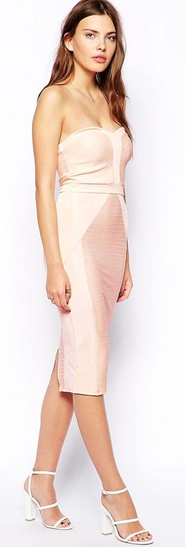 CLAYTON Kiana Dress | Nudevotion.com