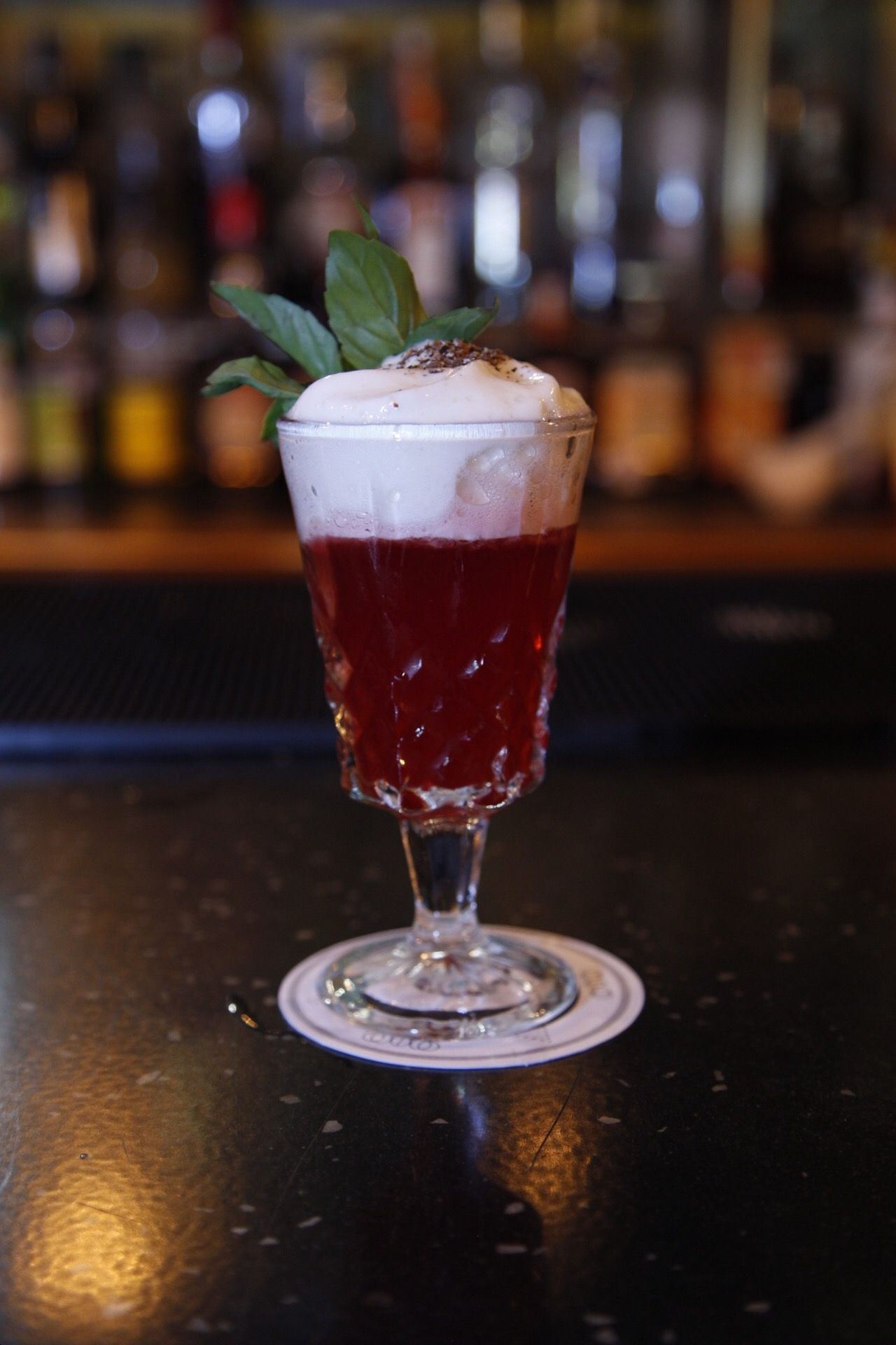La Morena Cognac Hennessy Verry Special Hibiscus Flower Syrup