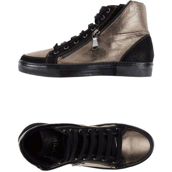 Chaussures - Haute-tops Et Baskets Blu Tosca ABsNKu