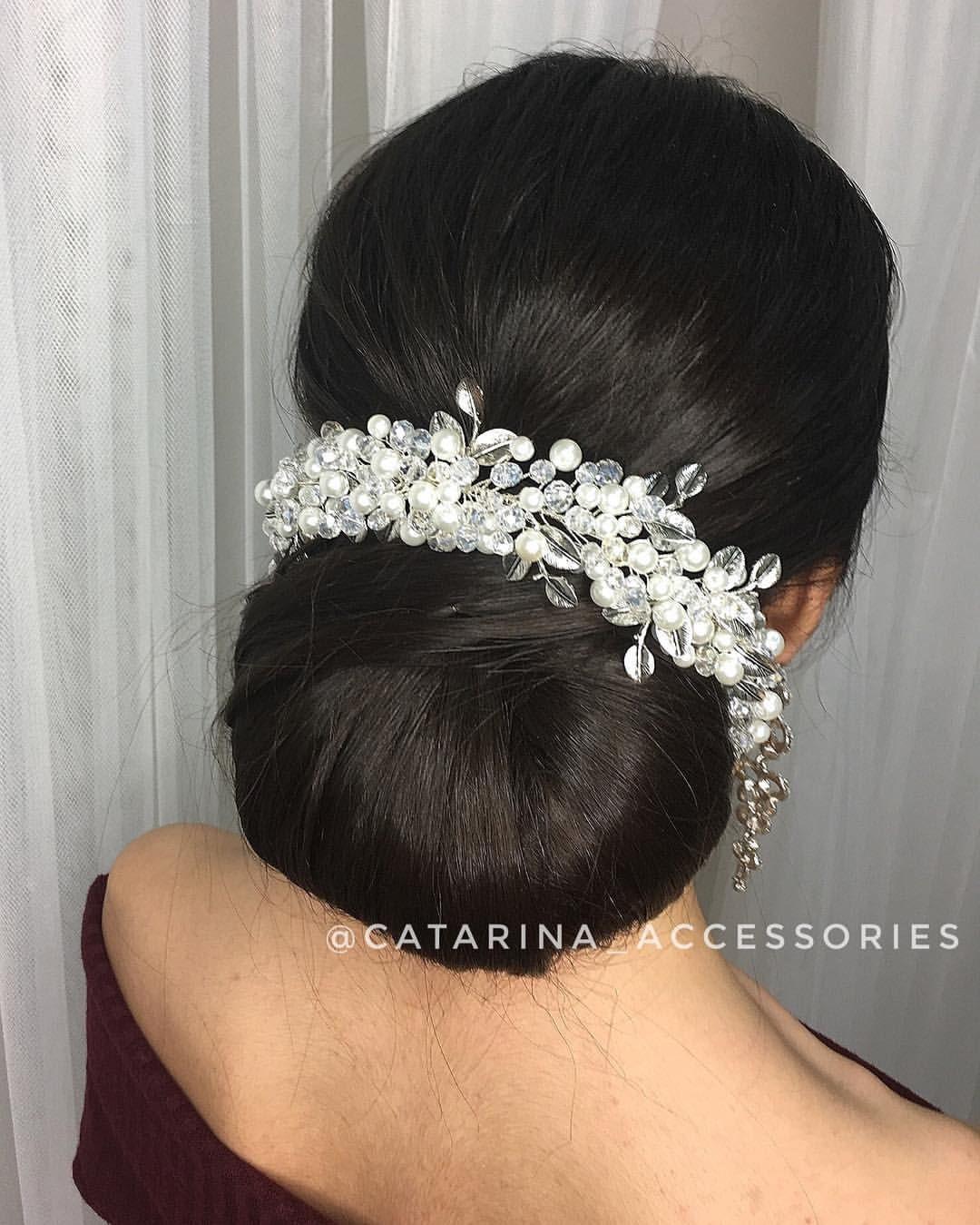 Virtual Hairstyle For Your Face: Шикарное свадебное украшение, которое прекрасно подойдет