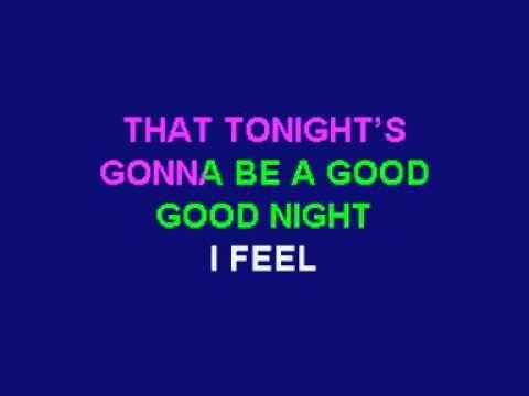 Black Eyed Peas - I Gotta Feeling Karaoke mpg | music 4 AV