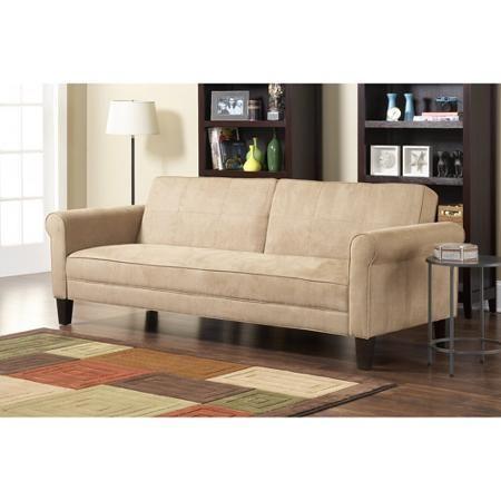 10 Spring Street Ashton Microfiber Sofa Bed Walmart Com Sofa Bed Sofa Bed Sale Sofa Bed Walmart