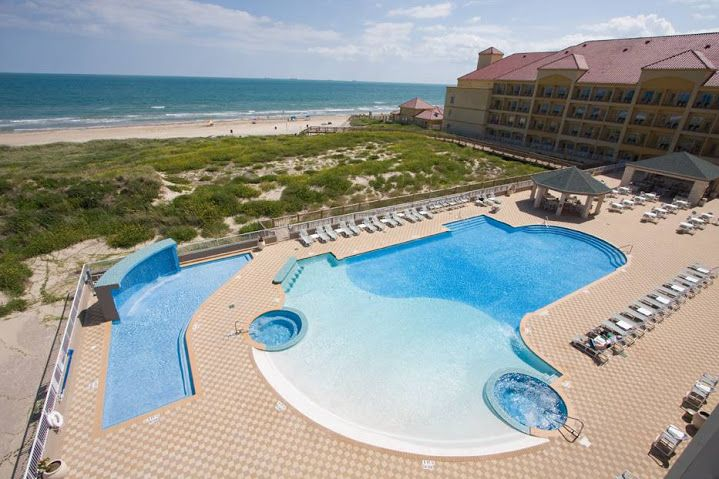 The Hilton Garden Inn South Padre With Images South Padre