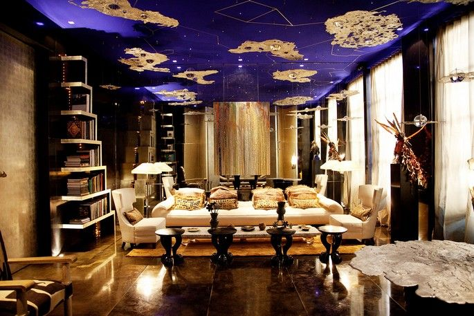 Designer Spotlight French Interior Designer Jacques Garcia