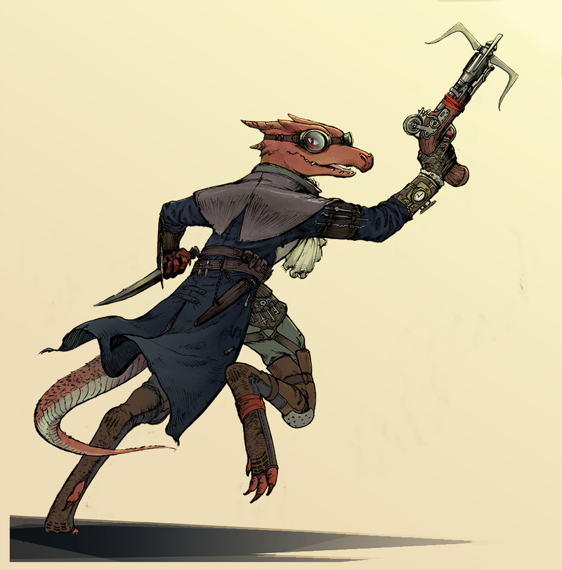 South Lands kobold   Dungeons and dragons characters