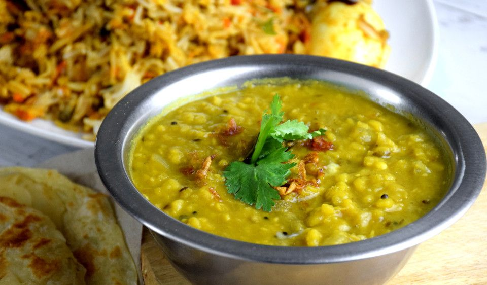 Dhal recipe how to cook in three simple steps dhal
