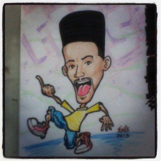 Happy Birthday Fresh Prince!  #WillSmith #thefreshprinceofbelair #belair #freshprince #tvseries #ilustración #dibujo #draw #sketch #caricatura #toon #comic #art #arte #artwork #instaart #elpríncipedelrap #rap #caracas #Venezuela #soyellobo #HappyBirthday #felizcumpleaños #Hollywood