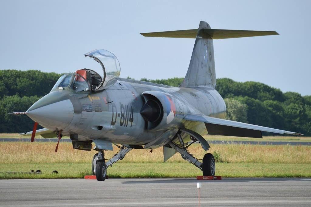 F-104 Starfighter.