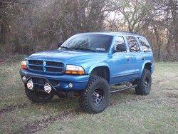 Ddd Faf E Ff B on 2003 Dodge Durango Lifted