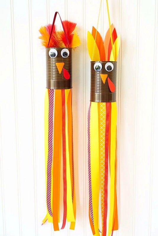18 Best Thanksgiving crafts decorations diy 18 Best Thanksgiving crafts decorations diy