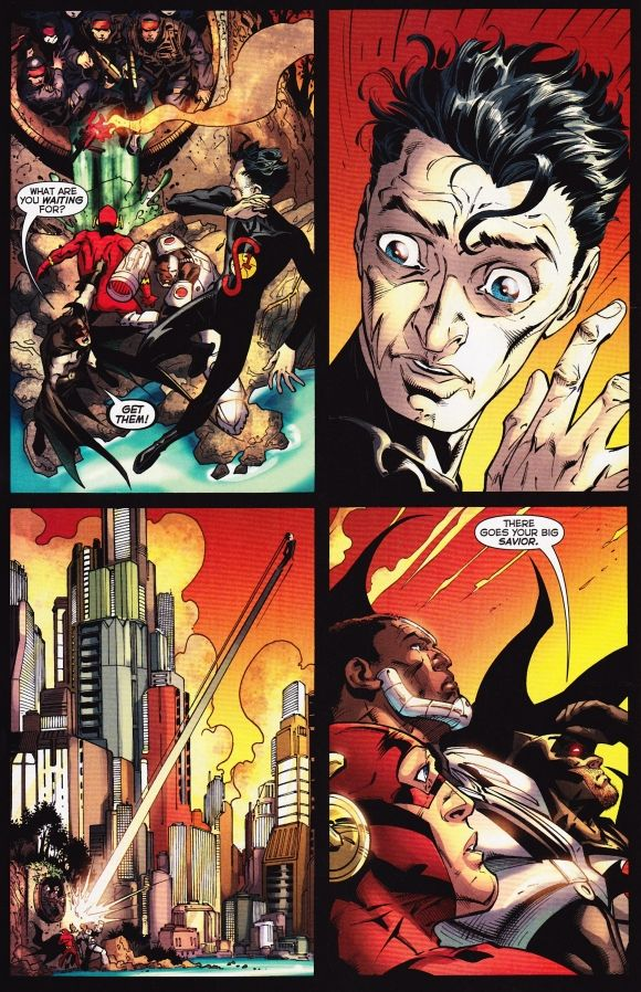 Superman Flashpoint