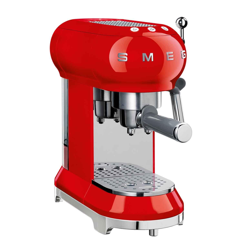 Smeg Small Appliances, 50's Retro Style - Manual Espresso ...