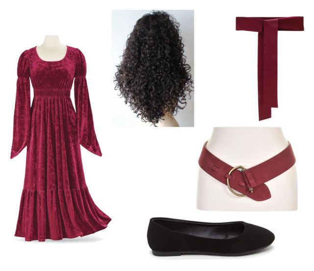 """Tangled - Mother Gothel"" by smmashley ❤ liked on Polyvore featuring Sara Roka"