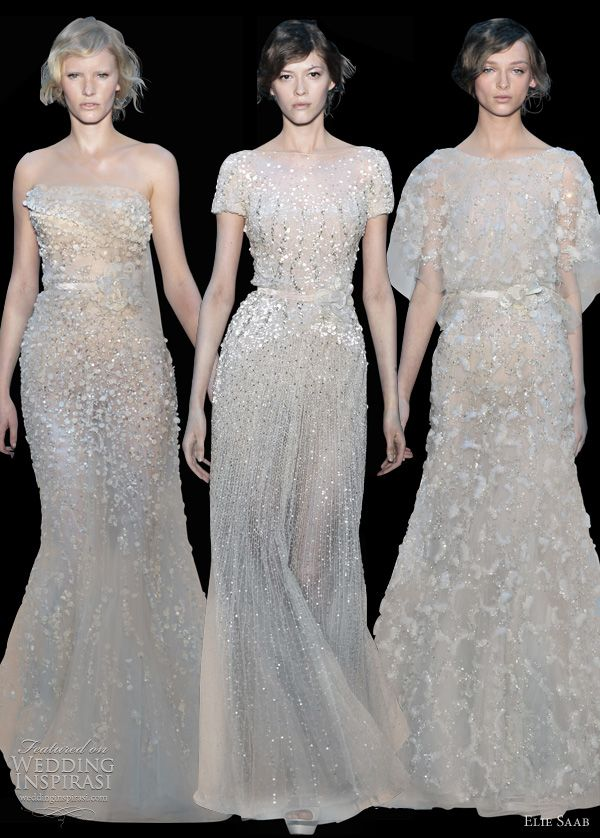 9c26676884d Elie Saab Fall 2011-2012 Couture