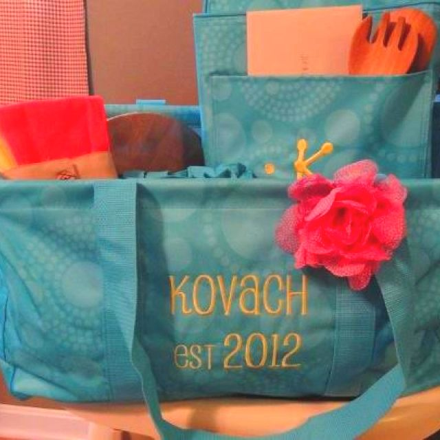 Thirty One Wedding Gift Ideas: Thirty-One Large Utility Tote And Picnic Thermal ... Makes