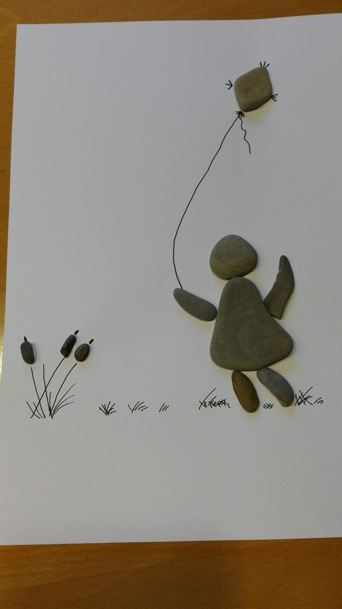 Stein Bild Selber Machen Stein Bilder Pebble Art Stone Art Und