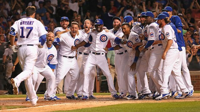 chicago cubs 8/24/15 | Chicago Cubs Have Changed A Lot Between Kris Bryant's Two Walk-Off ...