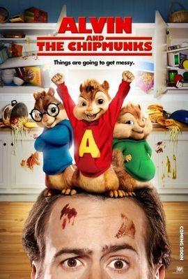 Alvin And The Chipmunks Poster Filmes Posters De Filmes Filmes