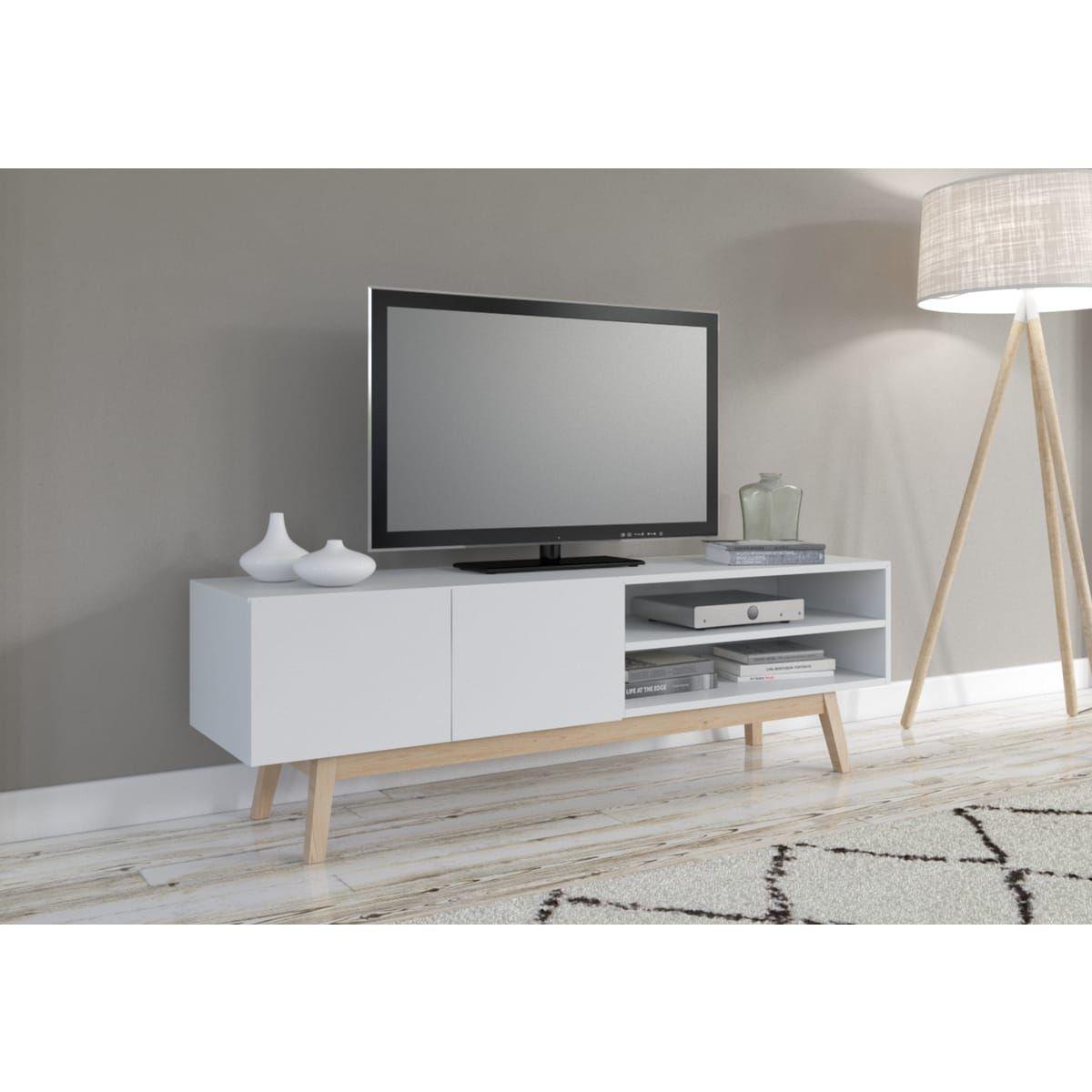 Https Www Auchan Fr P C1002025 Gallery Index 0 Firstcolor Meuble Tv Scandinave Meuble Mobilier De Salon