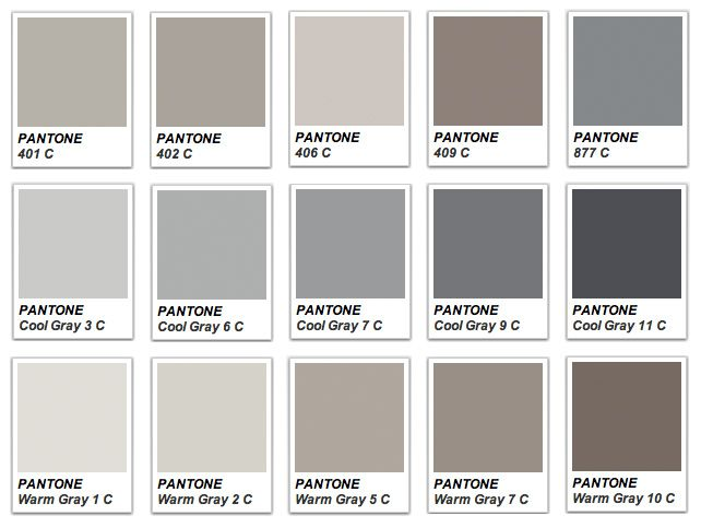 Shades Of Grey Pantone Colori Pinterest Stays Pantone Color And Away