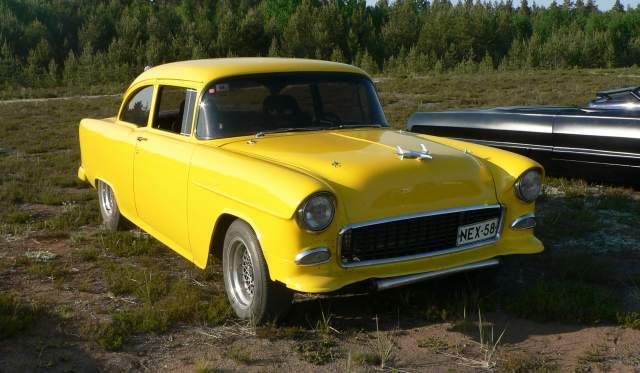Finnish streetrace cars in 80s