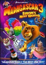 FYE: DVD - Madagascar 3: Europe's Most Wanted Ben Stiller
