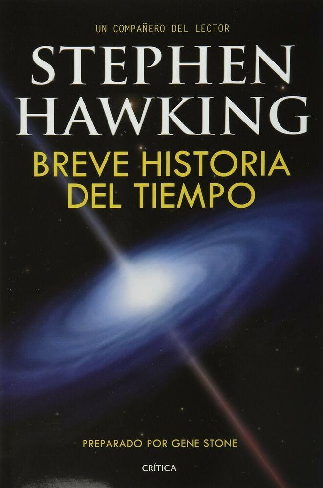 Breve Historia Del Tiempo Stephen Hawking Sigmarlibros Breve Historia Del Tiempo Historia Del Tiempo Stephen Hawking