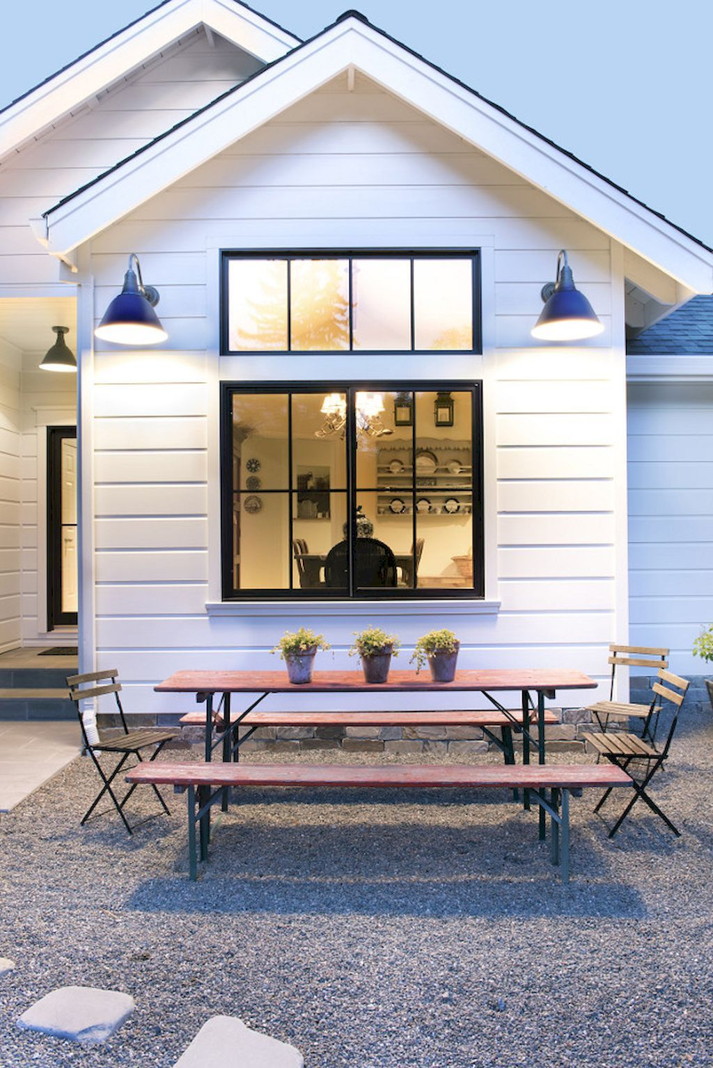 70 Stunning Farmhouse Exterior Design Ideas White Farmhouse Exterior Modern Farmhouse Exterior Modern Farmhouse Plans