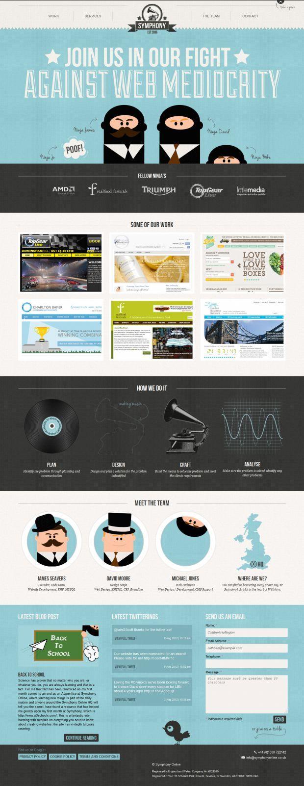 Unique Web Design Symphony Ruevalfere Webdesign Design Http Www Pinterest Com Aldenchong Unique Web Design Online Web Design Web Development Design