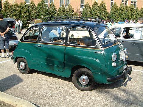 1960 fiat multibus
