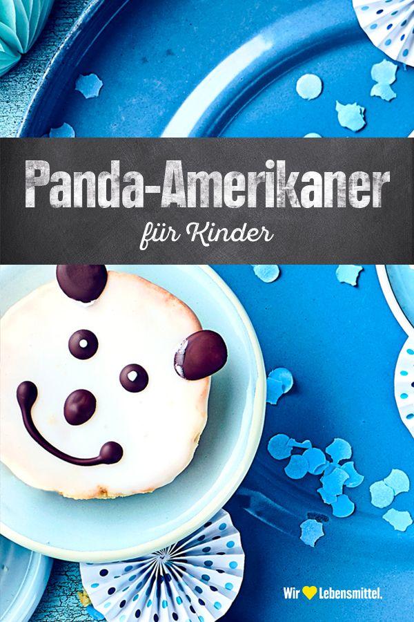 Panda-Amerikaner für Kinder