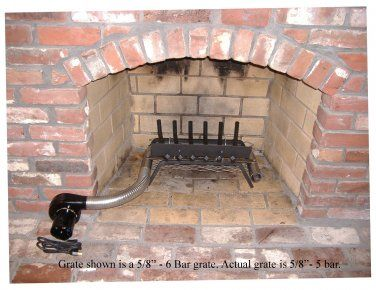 Fireplace Furnaces 30 000 Btu Wood Burning Fireplace Grate