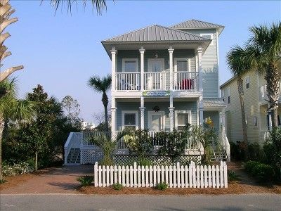Old Florida Cottages Vacation Al Vrbo 33617 4 Br Santa Rosa Beach House In