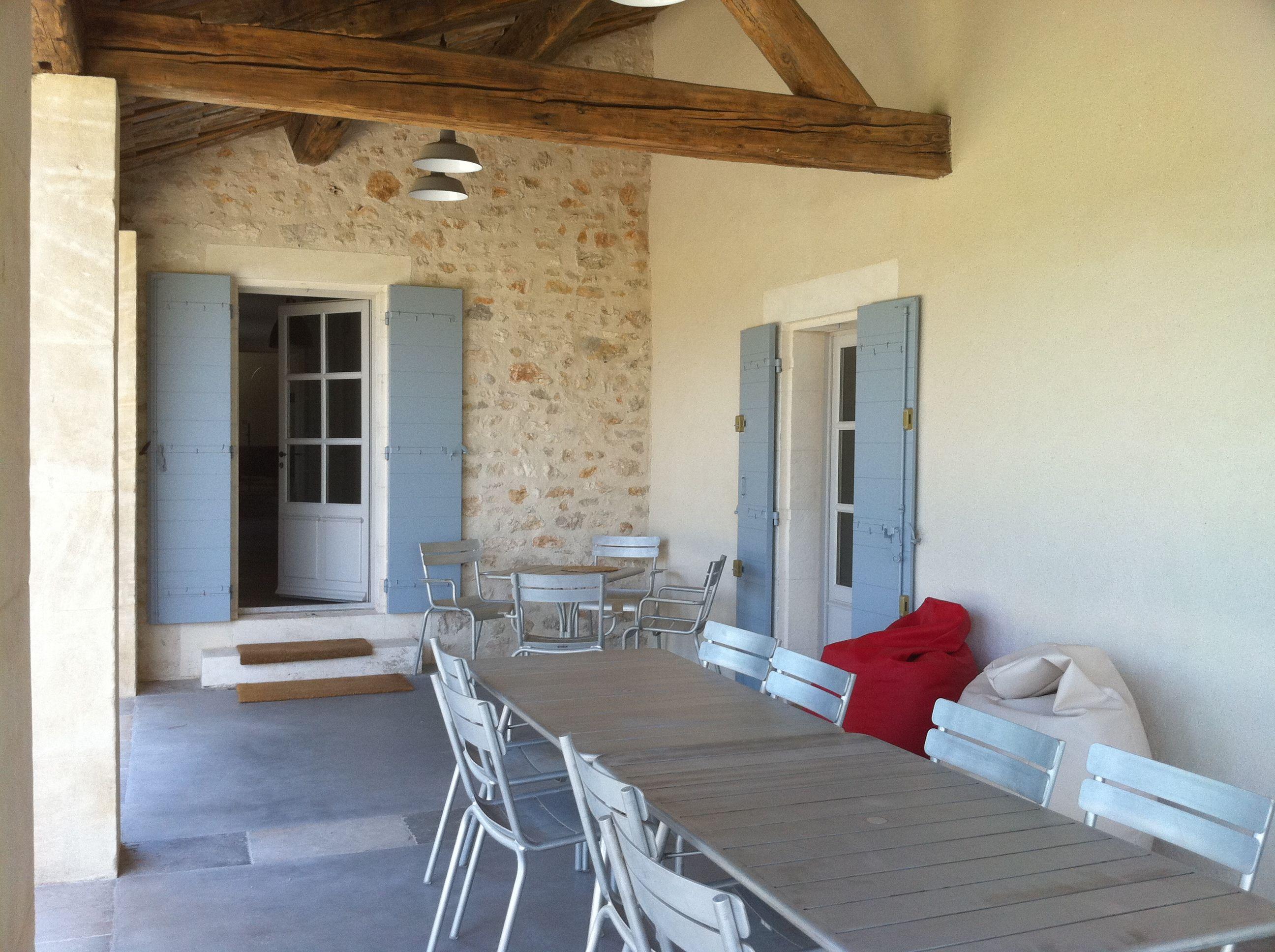 Couleur Volet En Provence pelissier: volets bleu-gris | volets bleus, amenagement