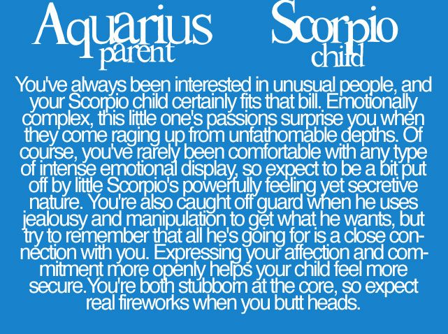 What S Up Zodiac Photo Scorpio Child Aquarius And Libra