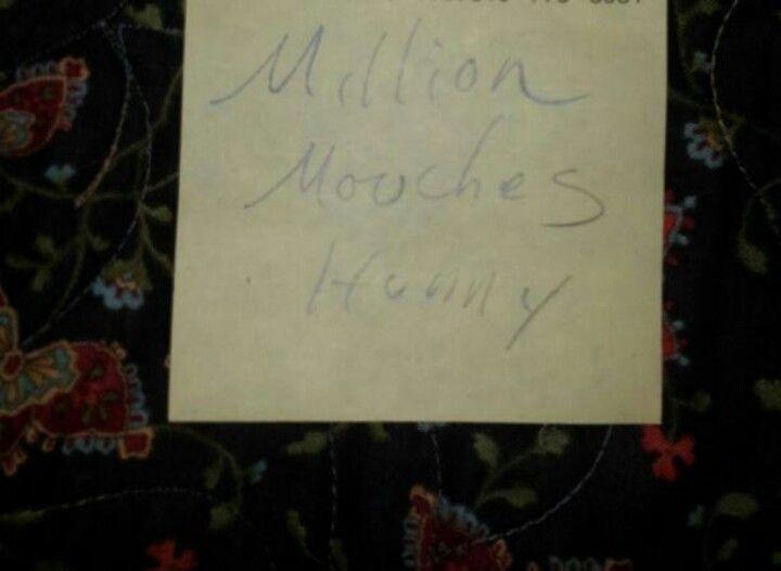 Million Mouches Hunny