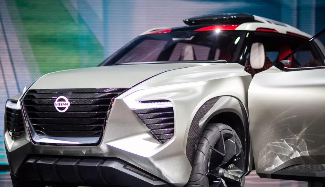 2019 Nissan Xmotion Suv Concept Nissan New Nissan Nissan Cars