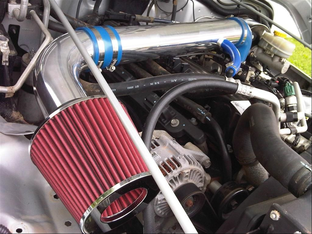 Ten of the Best Jeep Wrangler Aftermarket Upgrades - 5. Air intake