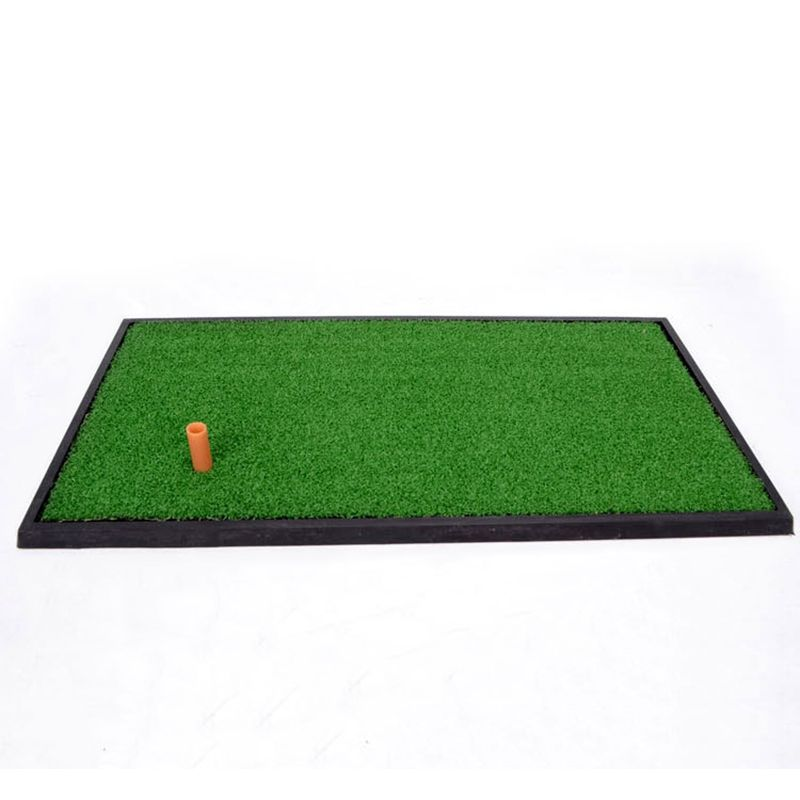 x practice mats driving range aid chipping turf rubber training golf of mat